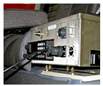 Design & Metal Fabrication of Steel Helicopter Radio Enclosure for the Electric Power & Transmission Industry